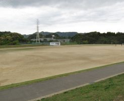 長崎県立大学シーボルト校グラウンド