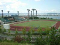 福山市竹ケ端運動公園陸上競技場3