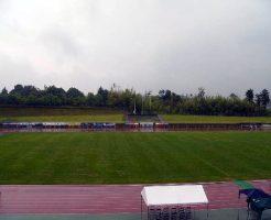 岡山県津山陸上競技場