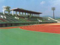 岡山県津山陸上競技場2