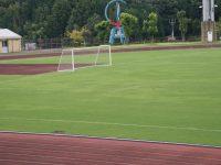 宇美町総合スポーツ公園陸上競技場1