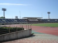 コカ・コーラウエストスポーツパーク陸上競技場1