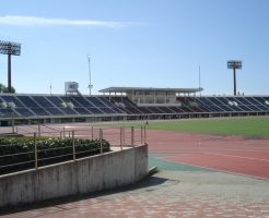 コカ・コーラウエストスポーツパーク陸上競技場
