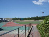 コカ・コーラウエストスポーツパーク陸上競技場2