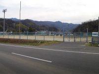 安岡避難地グラウンド3