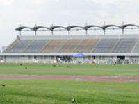 熊本県営八代運動公園陸上競技場1