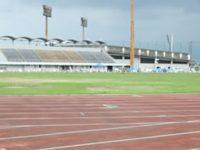 熊本県営八代運動公園陸上競技場2