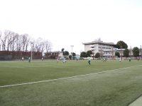 朝鮮大学校グラウンド1