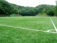 中央大学多摩キャンパスサッカー場1