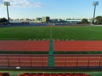 葛飾区総合スポーツセンター陸上競技場1