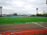 葛飾区総合スポーツセンター陸上競技場2