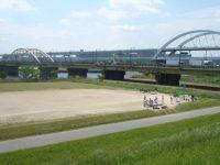 江北橋緑地左岸球技場3