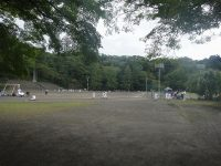 永山公園総合運動場陸上競技場3