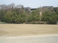 青梅市民球技場1