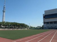 台東リバーサイドスポーツセンター陸上競技場2
