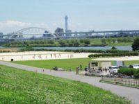 鹿浜橋緑地球技場3