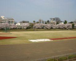 立川公園陸上競技場