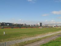 多摩川児童公園内運動施設サッカー場2