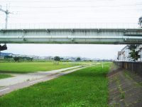 多摩川児童公園内運動施設サッカー場3