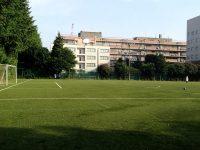 東京大学農学部グラウンド3