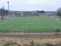 津山スポーツセンターサッカー場1