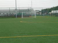 内山運動公園サッカー場1