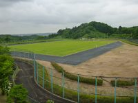 谷戸沢サッカー場2
