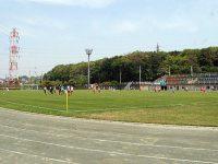 綾瀬市民スポーツセンター陸上競技場1