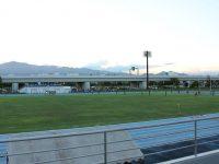 海老名運動公園陸上競技場1