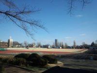 富士森公園陸上競技場3