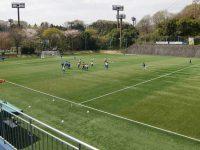 日本体育大学健志台キャンパスサッカー場1