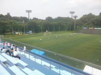 日本体育大学健志台キャンパスサッカー場2