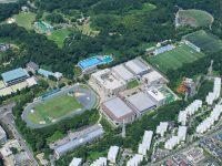 日本体育大学健志台キャンパスサッカー場3