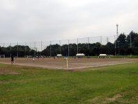 北里大学グラウンド1