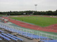 三ツ沢公園陸上競技場1
