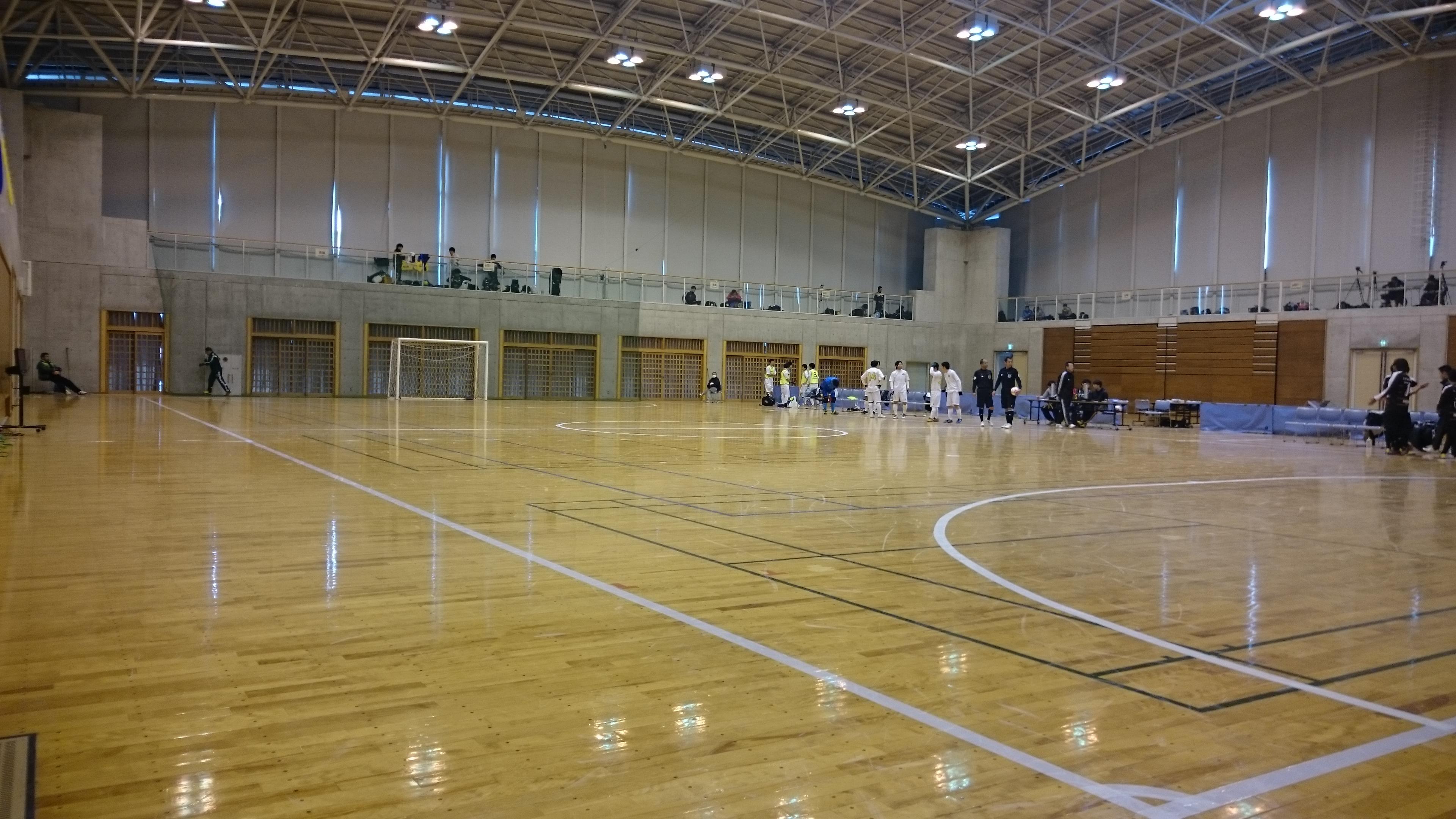 関市武儀生涯学習センター | FOOTBALL JUNKY