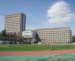 日本大学生物資源科学部総合グラウンド