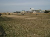 日鉱倉見グラウンド2