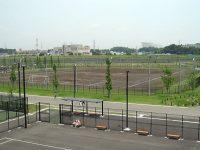 新横浜公園第一運動広場1