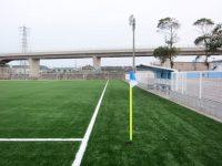 湘南学院高校サッカー場1