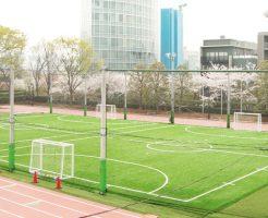 東京体育館陸上競技場