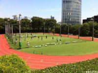 東京体育館陸上競技場2