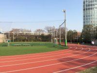 東京体育館陸上競技場3