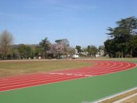 和田堀公園陸上競技場1