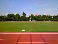 青木町公園総合運動場内陸上競技場1