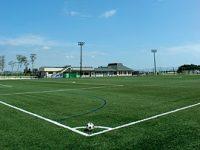 野洲川歴史公園サッカー場ビッグレイクAコート1