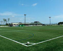 野洲川歴史公園サッカー場ビッグレイクAコート