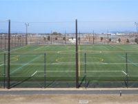 野洲川歴史公園サッカー場ビッグレイクAコート3