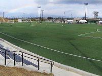 野洲川歴史公園サッカー場ビッグレイクBコート2