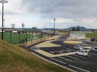 野洲川歴史公園サッカー場ビッグレイクBコート3